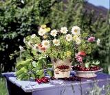 Calendar de perete Bouquets 2015 - Luna August