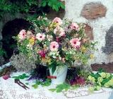 Calendar de perete Bouquets 2015 - Luna Ianuarie