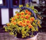 Calendar de perete Bouquets 2015 - Luna Iulie