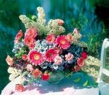 Calendar de perete Bouquets 2015 - Luna Iunie