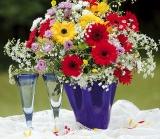 Calendar de perete Bouquets 2015 - Luna Noiembrie