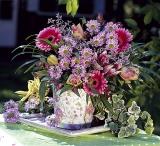 calendar bouquets luna decembie