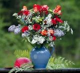 calendar bouquets luna Iunie