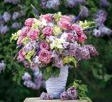 calendar bouquets luna mai