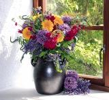 calendar bouquets luna martie