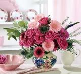 calendar bouquets luna septembrie