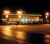 Calendar de perete Bucharest at night 2015 - luna Decembrie