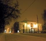 Calendar de perete Bucharest at night 2015 - luna Februarie