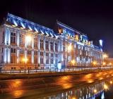 Calendar de perete Bucharest at night 2015 - luna Iunie