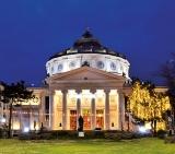 Calendar de perete Bucharest at night 2015 - luna Noiembrie