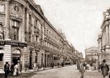 Calendar de perete Bucuresti - luna Octombrie