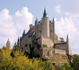 calendar de perete castles 2016 luna August