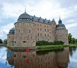 calendar de perete castles 2016 luna Octombrie