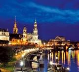 calendar de perete city lights 2016 luna Ianuarie