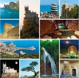 Calendar de perete Destinatii - luna Martie
