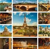 Calendar de perete Destinatii - luna Septembrie