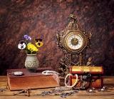 Calendar de perete Extravaganza - Luna Martie