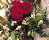 Calendar de perete Flowers 2014 - Luna Decembrie