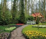 Calendar de perete Gardens 2014 - Luna Aprilie