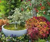 Calendar de perete Gardens 2015 - LunaMai