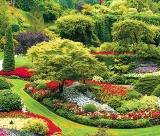 Calendar de perete gardens 2017 luna Octombrie