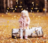 Calendr perete kids 2017 luna Noiembrie