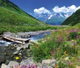 Calendar de perete Landscapes 2014 - Luna Aprilie