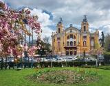 Calendar de perete Romania 2014 - luna Aprilie