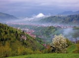 Calendar de perete Rural 2014 - Luna Aprilie