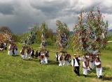 Calendar de perete Rural 2014 - Luna Iulie