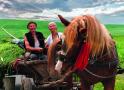 Calendar de perete Rural 2015 - Luna August