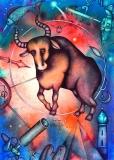 calendar de perete zodiac 2015-luna mai