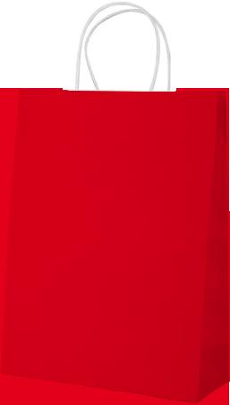 Punga cadou personalizata rosie