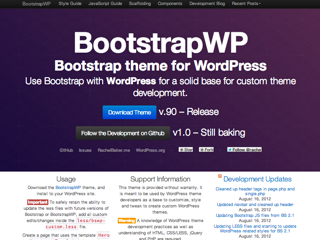 BootstrapWP child