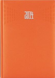 Agenda Economica Matra orange 15x21 datata zilnic