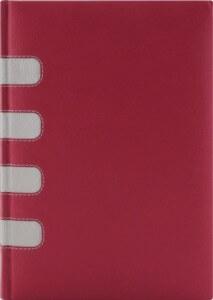 Agenda Super E-book rosu 15x21 datata zilnic