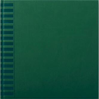 Agenda Cubo Verde 19x19 nedatata