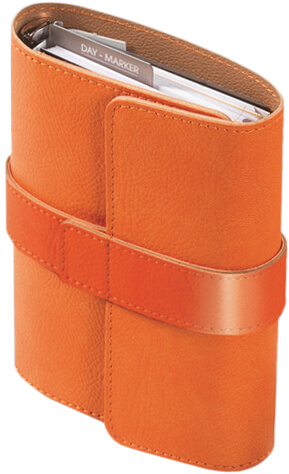 Agenda Organizer Pochette Orange