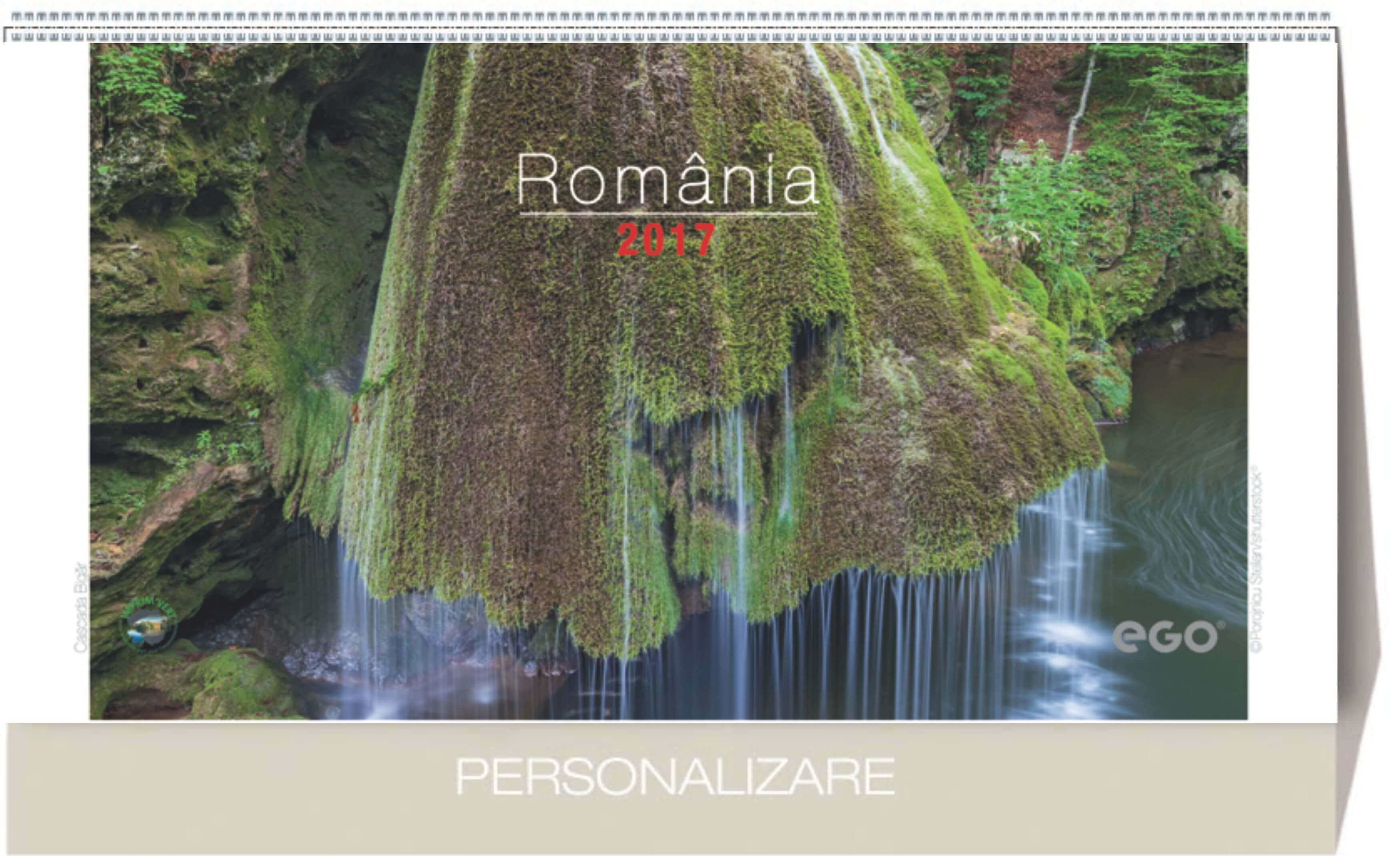 calendar birou Romania 2017