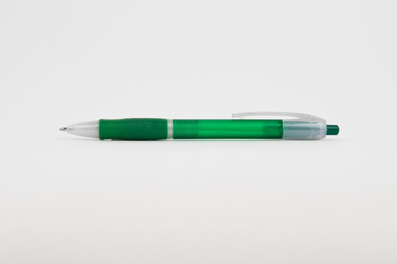 Pix din Plastic Crystal Verde - personalizare prin tampografie