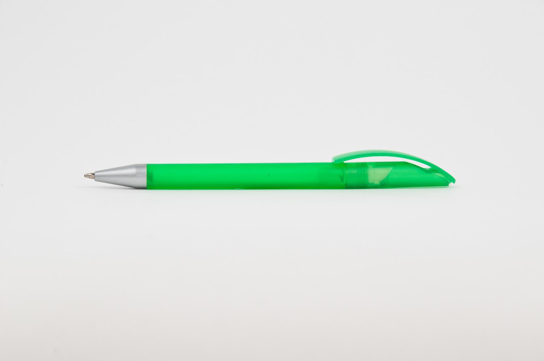 Pix din Plastic Twister Verde - personalizare prin tampografie