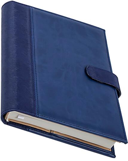 agenda kid albastru 2015