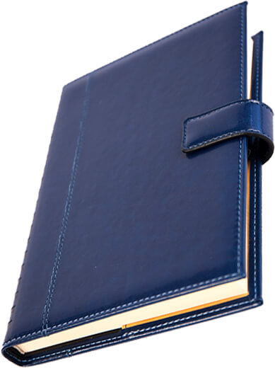 agenda lois albastra