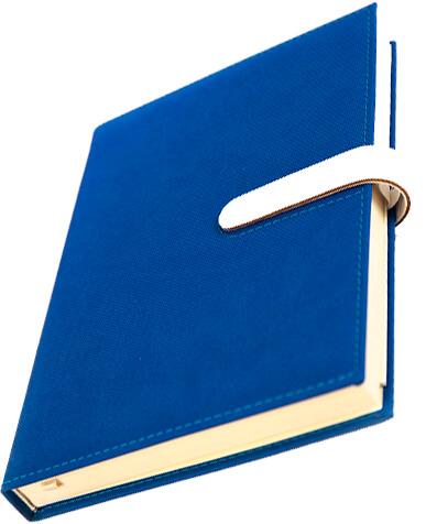 agenda norris datata albastra