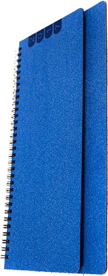 planner lux albastra